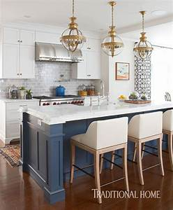 favorite blue rooms with bold color part 2 patterson With what kind of paint to use on kitchen cabinets for navy and silver wall art