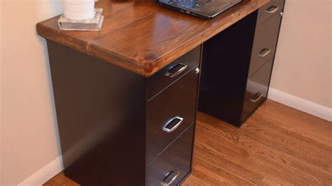 desk with file drawer computer desk with file cabinet