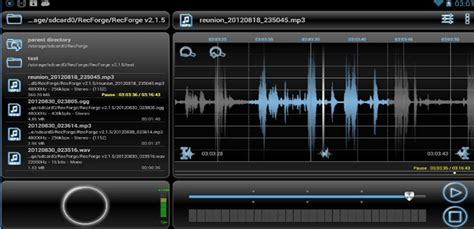 After, tap the 'mobzapp' green developer text. Best Music Recording Apps for Android | Android Booth