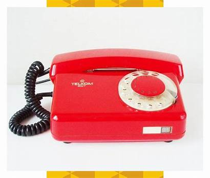 Telephone Office Rotary Phone European Antique Desk