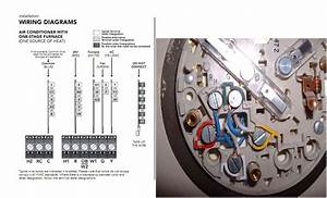 Honeywell Dial Thermostat Wiring Diagram