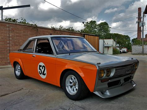 Datsun Bluebird For Sale by Check Out This Immaculate Datsun Bluebird Sss Racecar For Sale