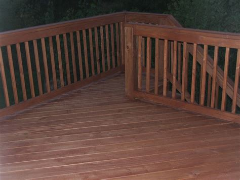 deck completed eric