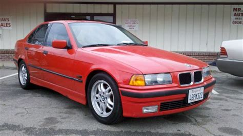 Mr Cleans Auto Sales 1996 Bmw 325isold