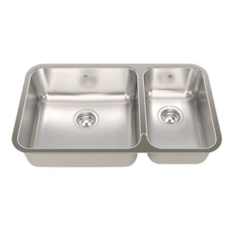 kindred kitchen sink kindred qcua1831 steel undermount 30 88 in 2103