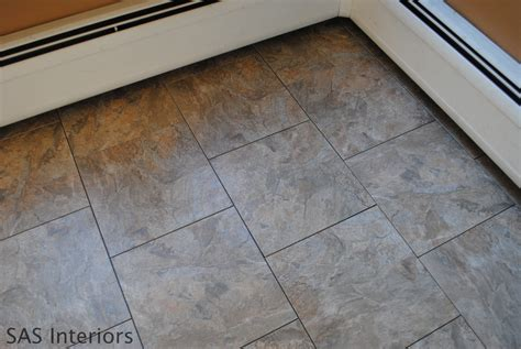 flooring vinyl tiles diy how to install groutable vinyl floor tile jenna burger