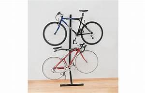 Support De Velo : saris support de v lo mural bike bunk noir ~ Melissatoandfro.com Idées de Décoration