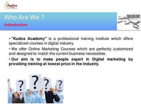 Professional Digital Marketing Course by Digital Marketing