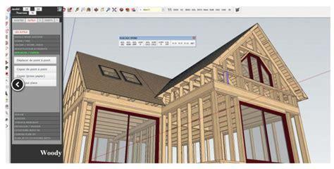 logiciel maison ossature bois nos logiciels auvergnemobois maison ossature bois contemporaine