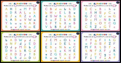 Cuaderno para repasar el abecedario reforzando la atención ...