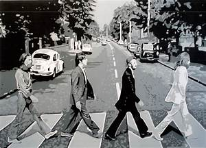 The Beatles Abbey road | FAVORITE CELEBRITIES IN BLACK AND ...