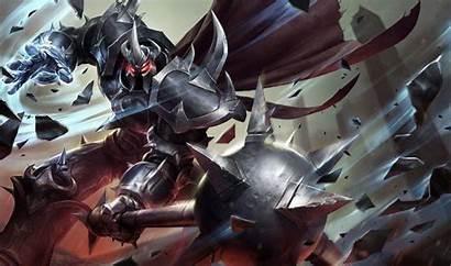 Mordekaiser League Legends Wallpapers Wallpapercave