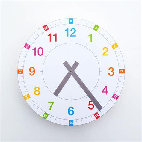 clock learn hello wonderful 9 creative diy clocks to help tell time