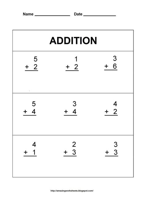 kindergarten worksheets chapter 1 worksheet mogenk 265 | simple addition worksheets kindergarten free christmas for middle schoolers printable picture no regrouping adding three digit 972x1376