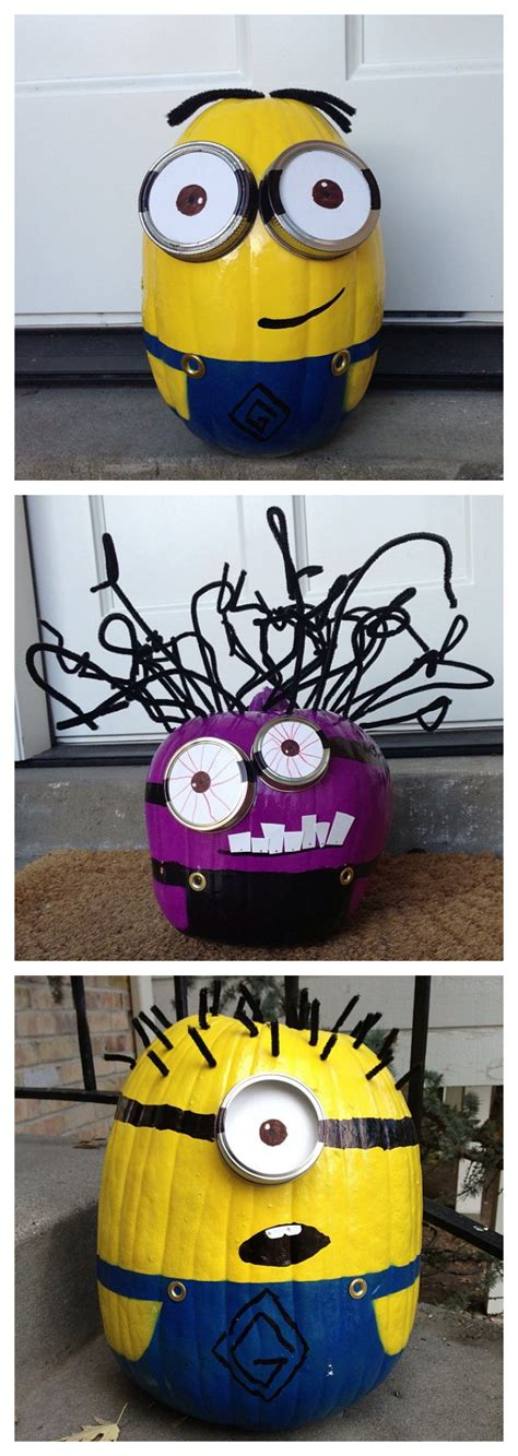 fun diy projects  decorating  minions