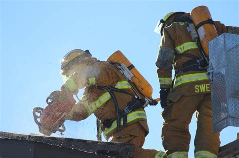SLVFD Participates in Joint Training Day with Paul Smiths ...