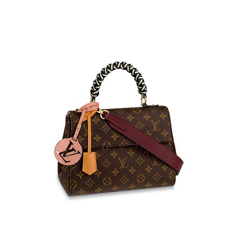 louis vuitton monogram canvas cluny bb
