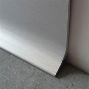 Hauteur Plinthe Carrelage : plinthe alu anodis bross 60mm ~ Farleysfitness.com Idées de Décoration