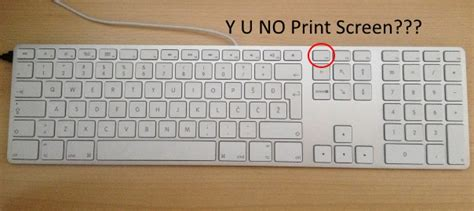 Print Screen On Mac 14 Best Photos Of Apple Print Screen Button On Keyboard