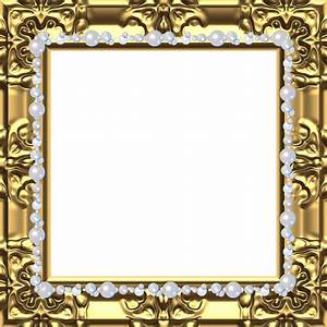 Gold Vintage Frame Free Stock Photo - Public Domain Pictures