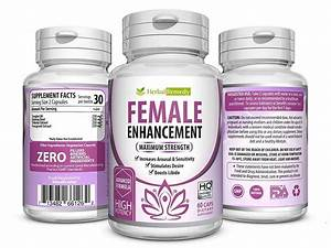 Female Enhancement Testosterone Booster Increase Stamina Boosts Drive 60 Caps