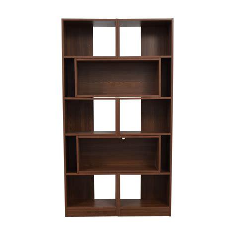 Puzzle Bookshelf  Kidkraft Puzzle Bookshelf Red Blue