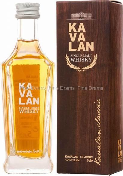 Malt Single Kavalan Miniature Whisky