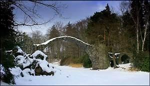 Grillparty Im Winter : rakotzbr cke im winter foto bild jahreszeiten winter natur bilder auf fotocommunity ~ Whattoseeinmadrid.com Haus und Dekorationen