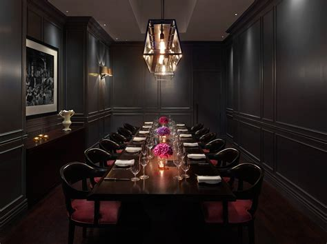 The London Edition  London Private Dining Room