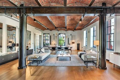 New York Loft Live It Style by Loft In The Puck Building New York Zeutch