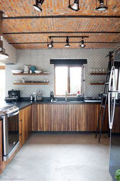 and white spotty kitchen accessories 15 outstanding industrial kitchens kitchen design 9198