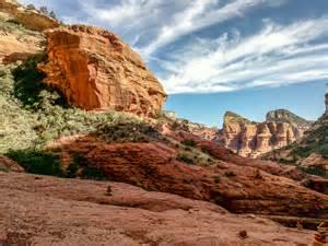 Sedona Arizona Boynton Canyon Trail