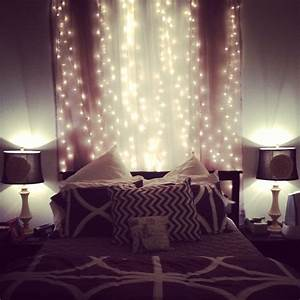 Fairy lights in the bedroom olive39s board pinterest for Fairy lights in bedroom