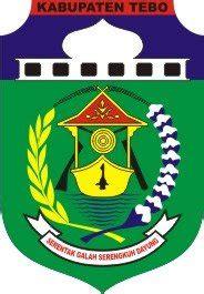 arti lambang logo kabupaten tebo tebo