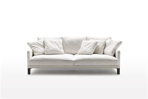 Fabric Sofa With Removable Cover Dumas By Living Divani