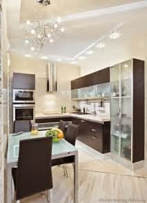 small modern kitchen ideas a small kitchen design with modern wood cabinets
