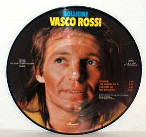Vasco Bollicine Album Vasco Bollicine Vinyl Lp Picture Disc Discogs