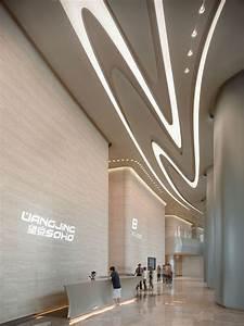 Wangjing Soho Zaha Hadid Architects Archeyes