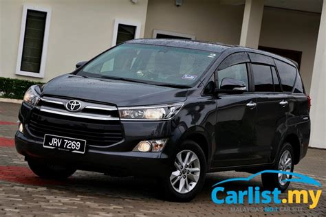 Toyota Kijang Innova Hd Picture by Review 2017 Toyota Innova The Poor S Alphard