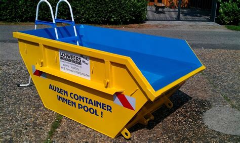 Pool Aus Container Bauen by Mini Pool Selber Bauen Foto Oase Gmbh Foto Oase