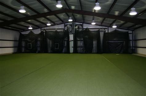 Indoor Batting Cages for Sale   Indoor Hitting Facility