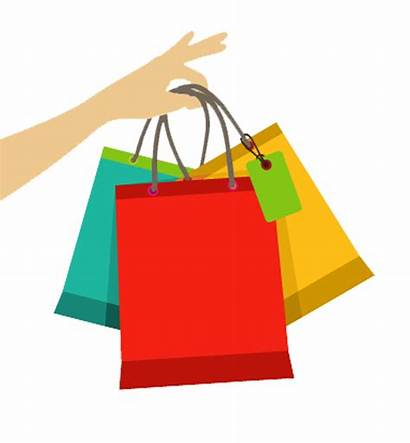Shopping Bag Transparent Bags Clipart Lady Shoping