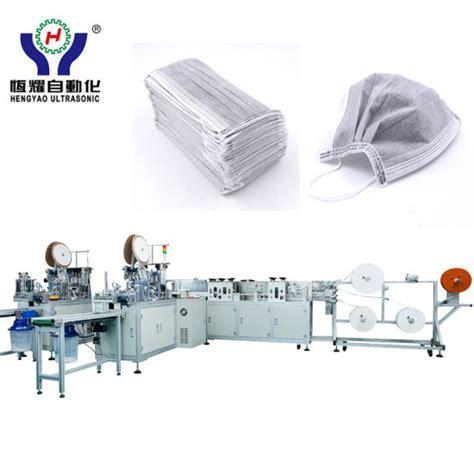 china automatic  earloop face mask making machine