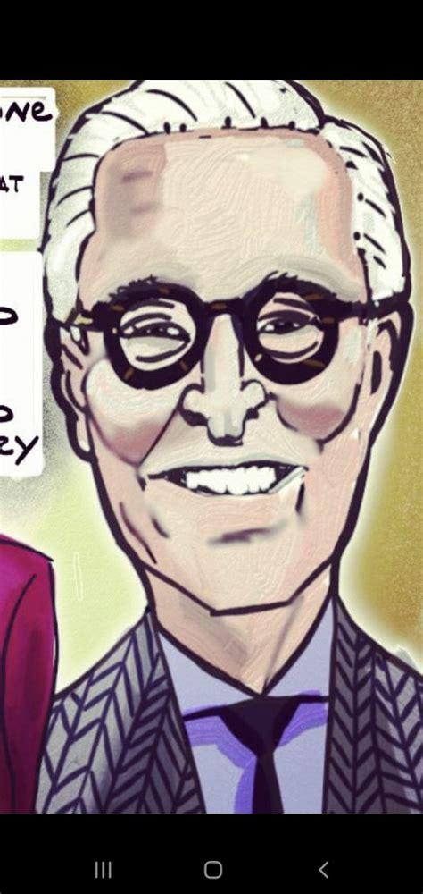 roger stone cartoon political romney mitt drudge report jr trump cartoons sunglasses donald