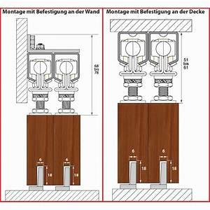 Beschläge Für Schiebetüren : doppel schiebet rbeschlag lilashouse ~ Eleganceandgraceweddings.com Haus und Dekorationen
