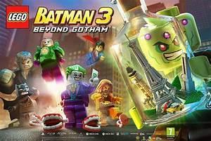 LEGO Batman 3: Beyond Gotham Brainiac Trailer | The Brick Fan