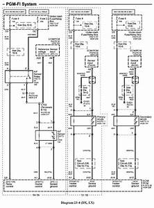 Honda Civic Lx 2005 Wiring Diagram