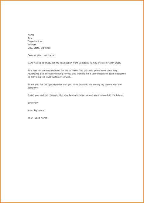 exles of letters of resignation 20 lovely resignation letter sle uk pdf images 11696