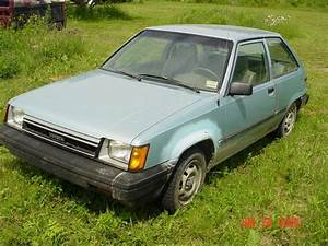 Whitexbaron 1984 Toyota Tercel Specs  Photos  Modification