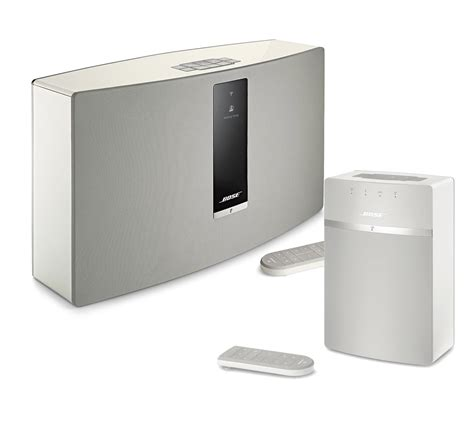 bose soundtouch bluetooth bose soundtouch 30 and 10 bluetooth system kit white